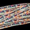 We are the champions 12x confetti